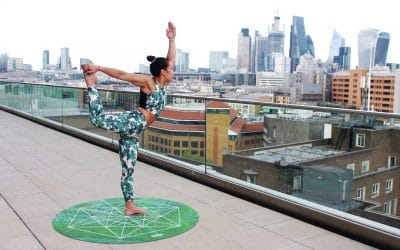 Yoga in Your New Hometown