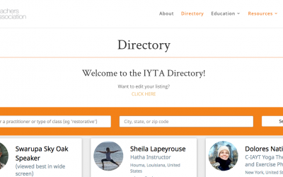 Integral Yoga Teachers Association