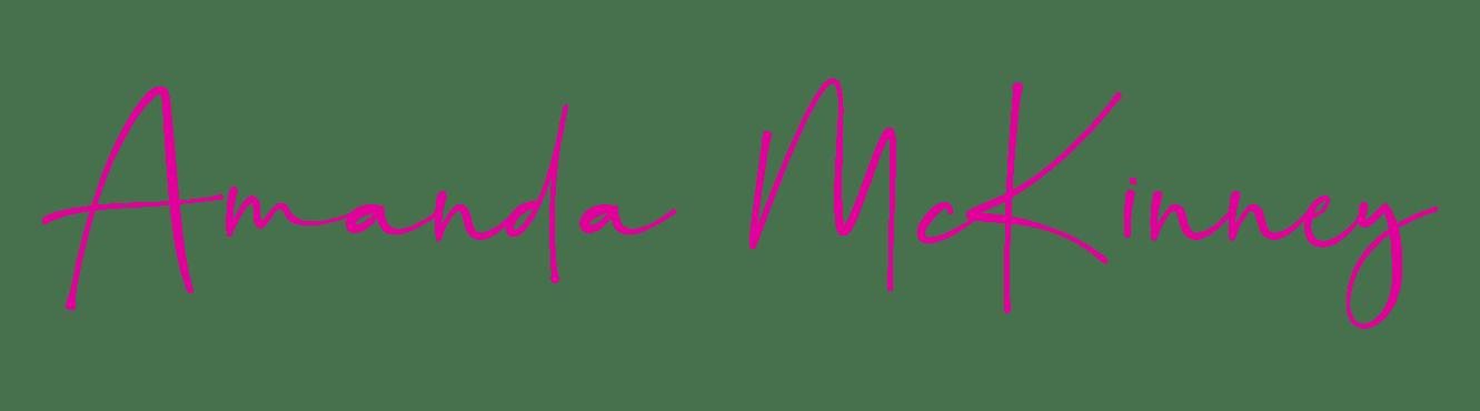 Amanda McKinney Logo