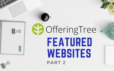 Amazing Yoga & Wellness Websites on OfferingTree – Part 2