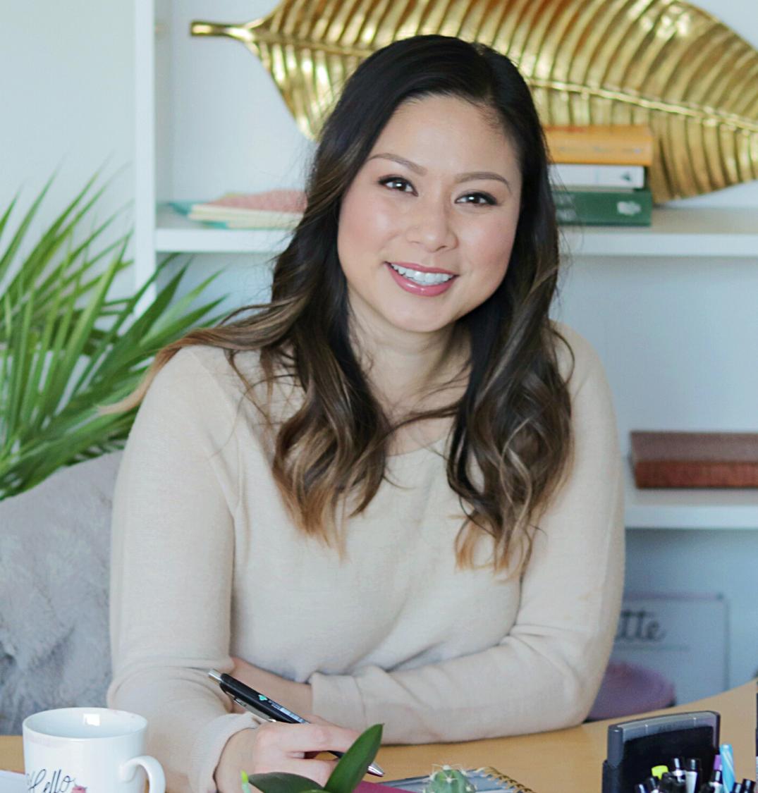 Veronica Thai smiling